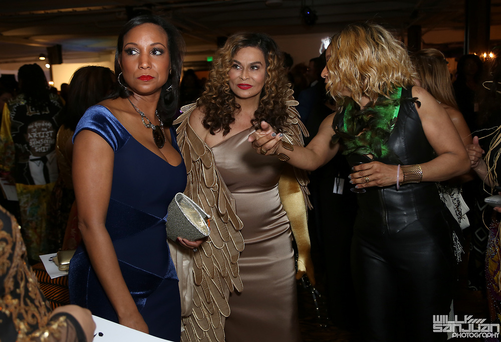 LOS ANGELES, CA - MARCH 17: General view atmosphere at the 2nd Annual Wearable Art Gala held at  on March 17, 2018 in Los Angeles, CA. (Photo by Willy Sanjuan/PictureGroup)
