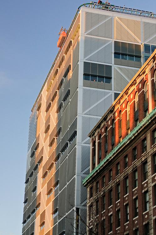 Northwest Corner Building, Columbia University, Morningside Heights, Manhattan, New York City, New York designed by José Rafael Moneo