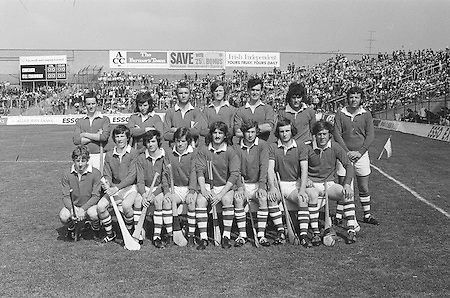 All Ireland Senior Hurling Final - Cork v Kilkenny.Cork Team.03.09.1972  3rd September 1972