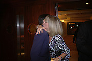 Lord Coe and Mrs. Stephen Norris. 'Dirty politics, Dirty times: My fight with Wapping and New Labour' by Michael Ashcroft. Book launch party in aid of Crimestoppers. Riverbank Plaza Hotel. London SE1.      October 10 2005. ONE TIME USE ONLY - DO NOT ARCHIVE © Copyright Photograph by Dafydd Jones 66 Stockwell Park Rd. London SW9 0DA Tel 020 7733 0108 www.dafjones.com