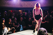 Tush and Bush at Unmentionable: A Lingerie Exhibition at the Mission Theater in Portland, OR. Feb. 8, 2017. Photo by Jason Quigley www.photojq.com
