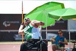 ZEPEDA Luis, MEX, Javelin, F54/55/56, 2013 IPC Athletics World Championships, Lyon, France