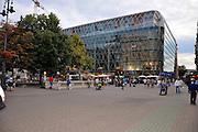 Eastern Europe, Hungary, Budapest, Vorosmarty square