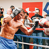 GGG Open workout