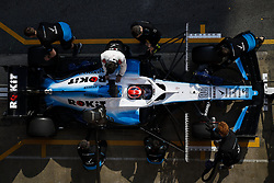 February 21, 2019 - Barcelona Barcelona, Espagne Spain - KUBICA Robert (pol), Williams Racing F1 FW42, action pitstop during Formula 1 winter tests from February 18 to 21, 2019 at Barcelona, Spain - Photo  Motorsports: FIA Formula One World Championship 2019, Test in Barcelona, (Credit Image: © Hoch Zwei via ZUMA Wire)