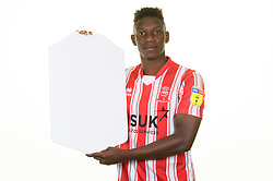 2018/19 Fifa Ultimate Team (FUT) - Lincoln City's Bernard Mensah<br /> <br /> Picture: Chris Vaughan Photography for Lincoln City<br /> Date: September 13, 2018