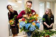 Koningin Maxima opent woensdagmorgen 7 maart 2018 het internationale kennis- en innovatiecentrum voo