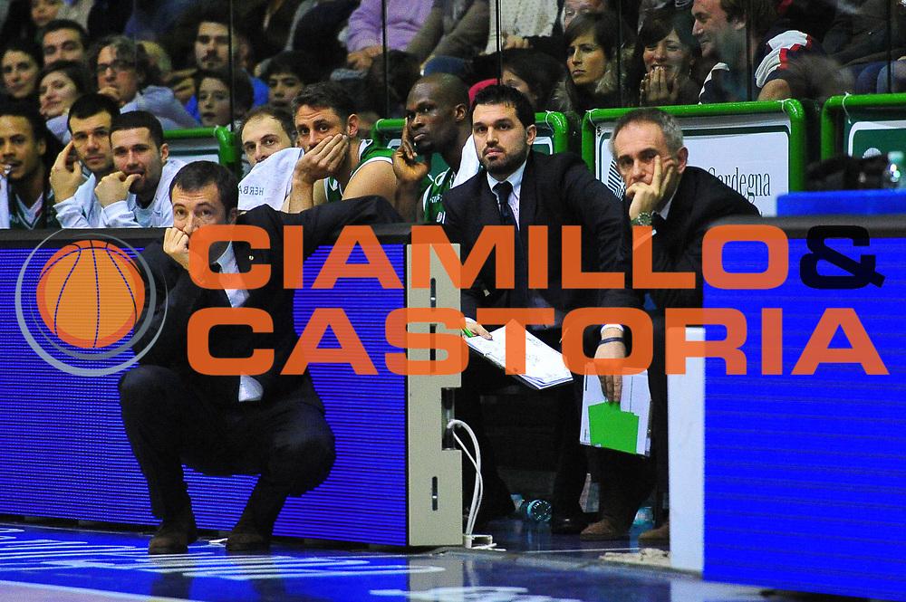 DESCRIZIONE : Sassari Lega A 2012-13 Dinamo Sassari Montepaschi Siena<br /> GIOCATORE : Panchina Siena<br /> CATEGORIA : Delusione<br /> SQUADRA : Montepaschi Siena<br /> EVENTO : Campionato Lega A 2012-2013 <br /> GARA : Dinamo Sassari Montepaschi Siena<br /> DATA : 14/01/2013<br /> SPORT : Pallacanestro <br /> AUTORE : Agenzia Ciamillo-Castoria/M.Turrini<br /> Galleria : Lega Basket A 2012-2013  <br /> Fotonotizia : Sassari Lega A 2012-13 Dinamo Sassari Montepaschi Siena<br /> Predefinita :