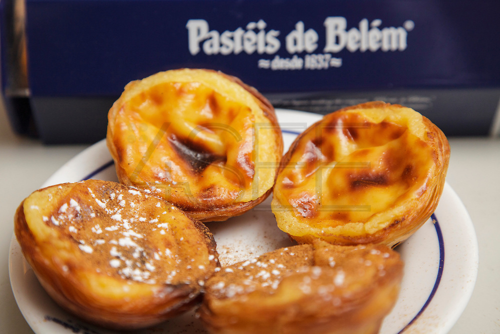 """""""pastel de Belém"""" is the most famous Lisbon pastry and the Pastry shop is one of the most frequented spots  in Belém district, along with many monuments."""