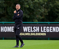 CARDIFF, WALES - Saturday, September 8, 2018: Wales' manager Ryan Giggs during a training session at the Vale Resort ahead of the UEFA Nations League Group Stage League B Group 4 match between Denmark and Wales. (Pic by David Rawcliffe/Propaganda)