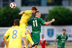 Luka Vekic of Krsko during football match between NK Domzale and NK Krsko in 1st Round of Prva liga Telekom Slovenije 2018/19, on July 22, 2018 in Sports park, Domzale, Slovenia. Photo by Matic Klansek Velej / Sportida