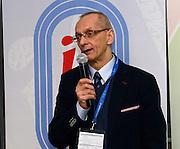 Spala 19/11/2014<br /> Konferencja trener&oacute;w szkolenia olimpijskiego<br /> Na zdj.prof. Zbigniew Trzaskoma<br /> Fot. Piotr Hawalej