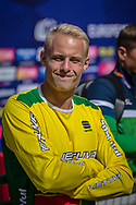 2018 UEC European Elite Championships, Glasgow (UK)<br /> PABIJANSKAS Gabrielius #772 (LITHUANIA)