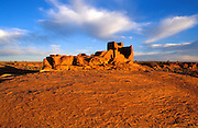 Morning light on Wukoki Ruin, Wupatki National Monument, Arizona USA