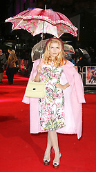 © Licensed to London News Pictures. 06/02/2014, UK. Paloma Faith, Cuban Fury - World Film Premiere, VUE Leicester Square, London UK, 06 February 2014. Photo credit : Richard Goldschmidt/Piqtured/LNP