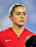 International Women's Friendly Matchs 2019 / <br /> SheBelieves Cup Tournament 2019 - <br /> United States vs Brazil 1-0 ( Raymond James Stadium - Tampa-FL,Usa ) - <br /> Abigail Lynn Dahlkemper of United States