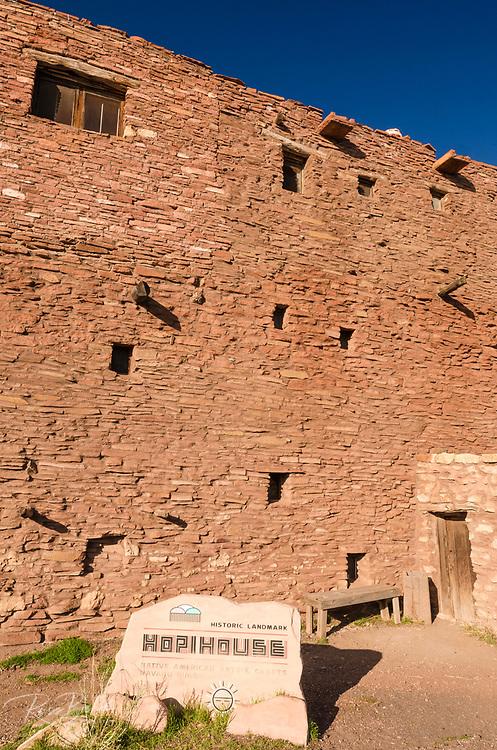 Hopi House historic landmark, Grand Canyon National Park, Arizona USA