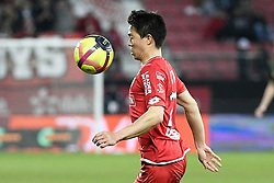 March 9, 2019 - Dijon, France - 22 CHANGHOON KWON (DIJ) - BALLON (Credit Image: © Panoramic via ZUMA Press)