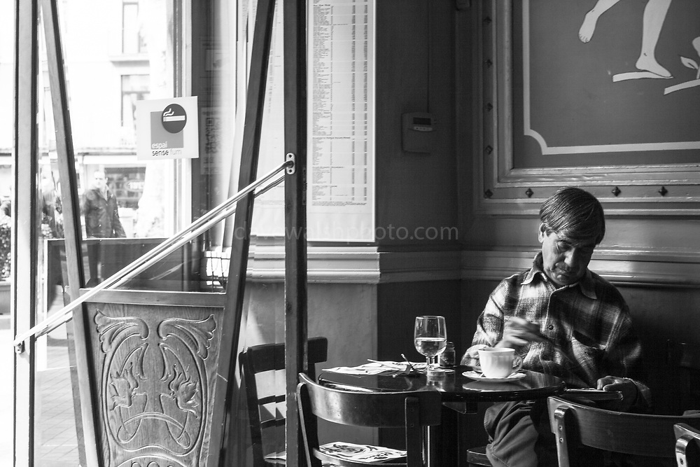 Cafè de l'Òpera, La Rambla, Barcelona