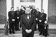 Josh and Crystal Wedding | Maysville NC Photographers