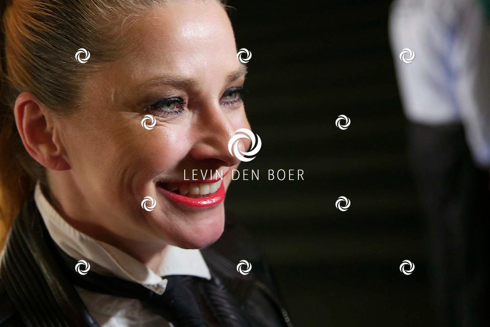 ROTTERDAM - In Theater De Goede Doelen is de 44ste International Film Festival Rotterdam geopend. Diversen genodigden en internationale sterren waren hierbij aanwezig. Met hier op de foto Marlies Dekkers. FOTO LEVIN DEN BOER - PERSFOTO.NU