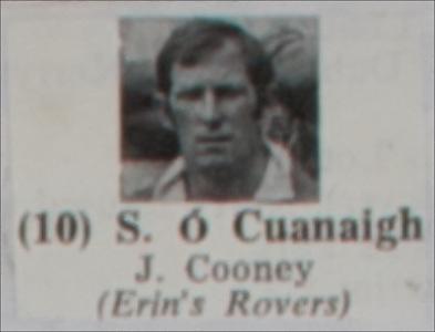 J Cooney,