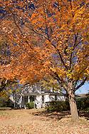 The Eisenhower Childhood Home, Dwight D. Eisenhower Presidential Museum and Library, Abilene, Kansas