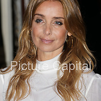 The Sun: DON'T CRY FOR ME Louise Redknapp lets her hair down on a night out at Evita musical following split from husband Jamie &ndash; and she&rsquo;s still wearing her wedding ring<br />