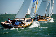 Myth sailing in the Nantucket Opera House Cup.