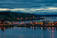 Capitol Lake & West Bay