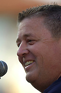 MORNING JOURNAL/DAVID RICHARD.Notre Dame head coach Charlie Weis.