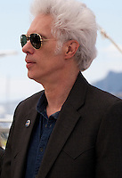 Director Jim Jarmusch at the Gimme Danger film photo call at the 69th Cannes Film Festival Thursday 19th May 2016, Cannes, France. Photography: Doreen Kennedy