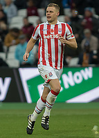 Football - 2016 / 2017 Premier League - West Ham United vs. Stoke City<br /> <br /> Ryan Shawcross of Stoke City at The London Stadium.<br /> <br /> COLORSPORT/DANIEL BEARHAM