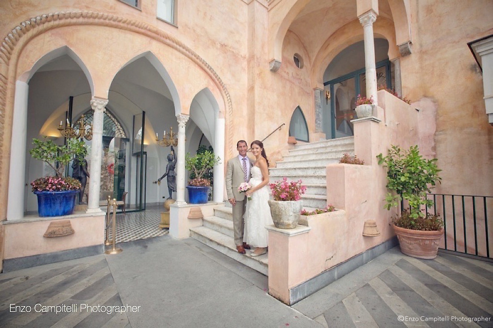 Wedding Photography in Amalfi Coast, Positano, Sorrento, Ravello.<br />
