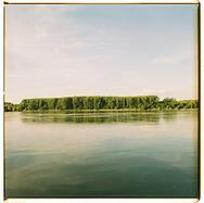 Appoaching Liberland, along the Danube