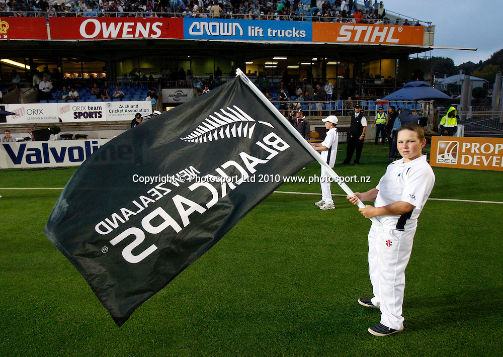 Flag Bearer.<br />