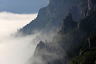23/08/13 - CAUSSE MEJEAN - LOZERE - FRANCE - Parc National des Grands Causses - Photo Jerome CHABANNE