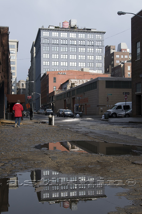 Street of Brooklyn