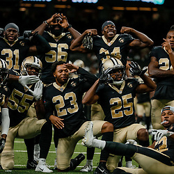 08-30-2018 Los Angeles Rams at New Orleans Saints - Preseason