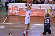 Sabrina Cinili<br /> Nazionale Italiana Femminile Senior - Rappresentativa Straniere<br /> LegA Basket Femminile 2016/2017<br /> Lucca, 04/10/2016<br /> Foto Ciamillo-Castoria