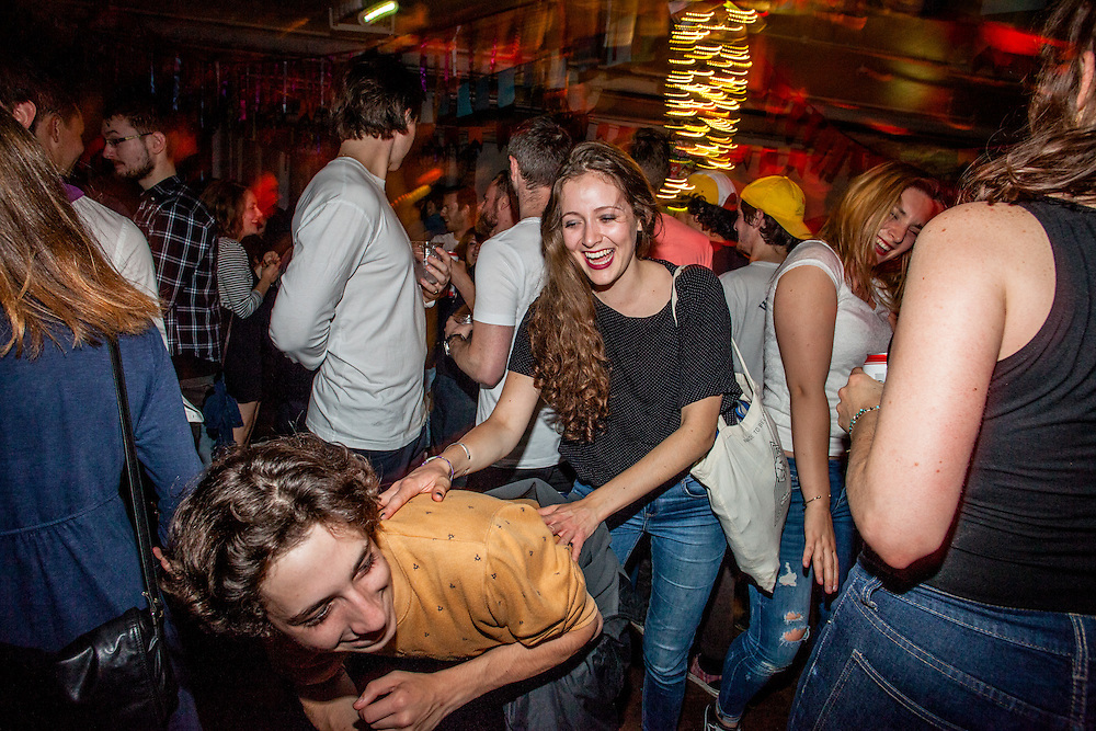 Love Carnival returns to the Bussey Building with a true pioneer from the Global Bass movement, producer and DJ Uproot Andy, flying in from Brooklyn. If that wasn't enough, the second international guest on the line up is Cucurucho, the co-founder of Radio Groovalizacion and purveyor of the finest vintage sounds and tropical bass.<br /> <br /> As ever, the Love Carnival familia Selecta Madmax, DJ Cal Jader will be bring the hypest Tropical Bass, Global Beats, Carnival Vibes, and Dancehall Riddims. London, Fri. 17 June, 2016. (Photos/Ivan Gonzalez)