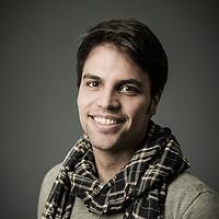 Leuven, Belgium 31 January 2014<br /> Researcher Vittorio D'Ortona.<br /> Photo: Ezequiel Scagnetti