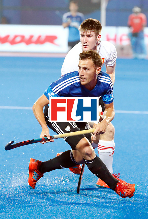 Odisha Men's Hockey World League Final Bhubaneswar 2017<br /> Match id:14<br /> England v Argentina<br /> Foto: Lucas Vila (Arg) <br /> COPYRIGHT WORLDSPORTPICS KOEN SUYK
