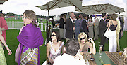 Minnie Driver and Mary McCormic. Cartier International Polo 2000. Smiths Lawn.  31/7/00<br /> © Copyright Photograph by Dafydd Jones 66 Stockwell Park Rd. London SW9 0DA Tel 020 7733 0108 www.dafjones.com