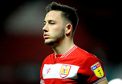 Josh Brownhill of Bristol City shows a look of dejection at the final whistle - Mandatory by-line: Nizaam Jones/JMP- 26/02/2019 - FOOTBALL -Ashton Gate Stadium - Bristol, England - Bristol City v Birmingham City -Sky Bet Championship