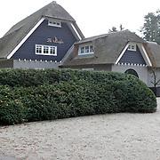 NLD/Blaricum/20101212 - Nieuwe woning Winston Gerstanowitz en Renate Verbaan