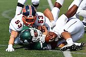2016 Illinois Wesleyan Titans Football Photos