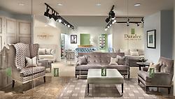 Duralee showroom at Washington DC Design Center