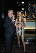 MATILDA CURTIS; , Party to celebrate Vanity Fair's very British Hollywood issue. Hosted by Vanity Fair and Working Title. Beaufort Bar, Savoy Hotel. London. 6 Feb 2015