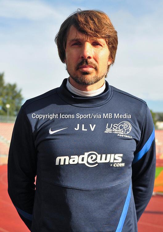Jean Luc VASSEUR - 16.10.2013 - Photo Officielle - Creteil -<br /> Photo : Philippe LE BRECH / Icon Sport